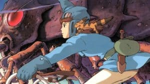 Nausicaa of the valley of the wind 1984
